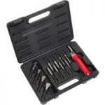 Sealey AK9214 Interchangeable Punch & Chisel Set 13pc