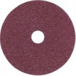 Sealey FBD10024 Sanding Disc Fibre Backed Ø100mm 24Grit Pack of 25
