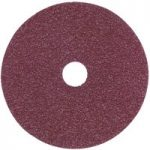 Sealey FBD11550 Sanding Disc Fibre Backed Ø115mm 50Grit Pack of 25