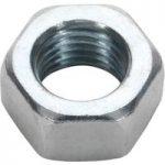 Sealey SN16 Steel Nut M16 Zinc DIN 934 Pack of 25