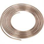 Sealey CNP005 Brake Pipe Seamless Tube Cupro-Nickel 22 Gauge 5/16″…