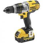 DeWalt DCD985M2 XRP Premium Combi Hammer Drill 18 Volt 2 x 4.0Ah L…