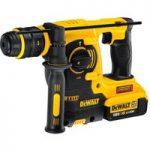 DeWalt DCH254 M2 SDS Plus 3 Mode Hammer Quick Change Chuck 18V 2 x…
