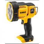 DeWalt DCL043-XJ XR LED Spotlight 18 Volt Bare Unit