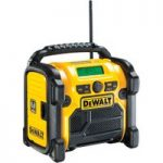 DeWalt DCR020 Digital Radio 240 Volt & Li-Ion Bare Unit