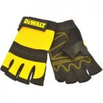 DeWalt DPG23L 1/2 Synthetic Padded Leather Palm Gloves