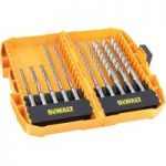 DeWalt DT8977B-QZ XLR SDS Drill Bit Set 10 Piece