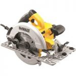 DeWalt DWE576K 190mm Precision Circular Saw & Track Base 1600 Watt…