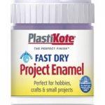 Plastikote 440.0000022.067 Fast Dry Enamel Paint B22 Bottle Lavend…