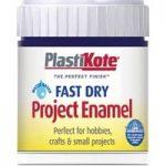 Plastikote 440.0000024.067 Fast Dry Enamel Paint B24 Bottle Metall…