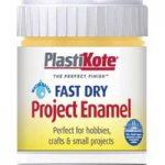 Plastikote 440.0000031.067 Fast Dry Enamel Paint B31 Bottle Gold L…