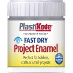 Plastikote 440.0000052.067 Fast Dry Enamel Paint B52 Bottle Pewter…
