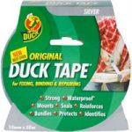 Duck Tape® 211112 Original 50mm x 50m Silver