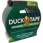 Duck Tape® 232337 Original 50mm x 10m Green
