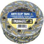 Everbuild 2ANTBK50 Anti-Slip Tape 50mm x 10m Black