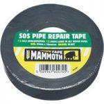 Everbuild 2SOSBK SOS Pipe Repair Tape Black 25mm x 10m