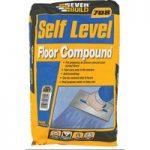 Everbuild SEL20 708 Self Level Floor Compound 20kg