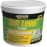 Everbuild SLPLUSTUB10 710 Self Level Flexiplus 10kg Tub