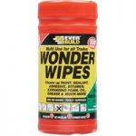Everbuild WIPE80 Multi-Use Wonder Wipes Trade Tub x 100