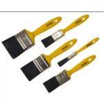 Stanley STPPYS5Z Hobby Paint Brush Set of 5