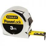 Stanley 0-33-552 Powerlock Classic Tape 5m (Width 19mm)