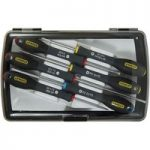 Stanley 0-65-492 FatMax Precision Screwdriver 6 Piece