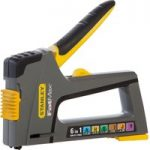 Stanley FMHT0-70868 TR75 6 in 1 Heavy-Duty Stapler & Nail Gun