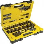 Stanley STHT0-72654 Tech 3 Socket Set of 61 1/2in Drive