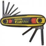 Stanley 0-97-553 FatMax Torx Key Locking Set of 8 (T9-T40)