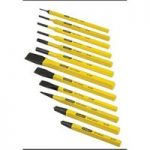 Stanley 4-18-299 Punch & Chisel Set 12 Piece