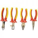 Stanley 4-84-489 FatMax VDE Pliers Set 4 Piece