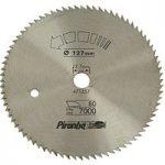 Black+Decker X10080 Circular Saw Blade 140 x 12.7mm x 100T Cross Cut