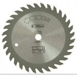 Black+Decker X13005 Circular Saw Blade 140 x 12.7mm x 32T Fine Cro…