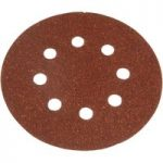 Black+Decker X32027 Perforated Sanding Discs 125mm Coarse – Pack Of 5