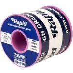 Rapid Solder Wire 60/40 22SWG 0.7mm 500g Reel