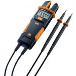 Testo 0590 7551 755-1 Current Voltage Tester