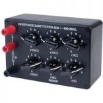 Rapid Resistance Substitution Box 1 to 999,999 Ohms in 1 Ohm Steps