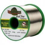 Qualitek Solder Wire Sn100e NC601 Rosin Free No Clean Flux 2.2% 0….