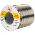 Qualitek Tin Lead Solder Wire 60/40 NC600 Flux 2.2% 1.27mm 500g Reel