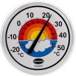 Brannan 300mm Rainbow Dial Thermometer