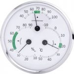 THG101 Analogue Thermometer/ Hygrometer / Comfpr Meter
