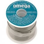 Warton Metals Omega 63/37 Fast Flow 2% Flux Solder Wire 24SWG 0.55…
