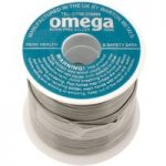 Warton Metals Omega 63/37 Low Residue 1% Flux Solder Wire 18SWG 1….