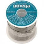 Warton Metals Omega 63/37 Low Residue 1% Flux Solder Wire 22SWG 0….