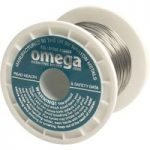 Warton Metals Omega 63/37 Low Residue 1% Flux Solder Wire 26SWG 0….