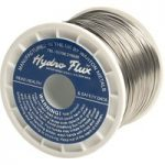 Warton Metals Hydro Flux 63/37 O/A 2% Flux Solder Wire 22SWG 0.711…