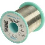 Weller T0051388599 WSW SAC M1 96.5/3/0.5 Solder Wire 0.8mm 250g
