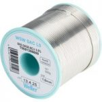 Weller T0051386699 WSW SAC L0 96.5/3/0.5 Solder Wire 1.6mm 500g