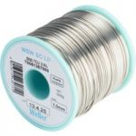 Weller T0051387899 WSW SC L0 99.3/0.7 Solder Wire 1.0mm 500g