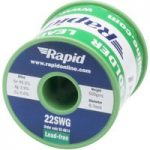 Rapid Premium Lead-Free Solder Wire 22SWG 0.7mm 0.5kg Reel
